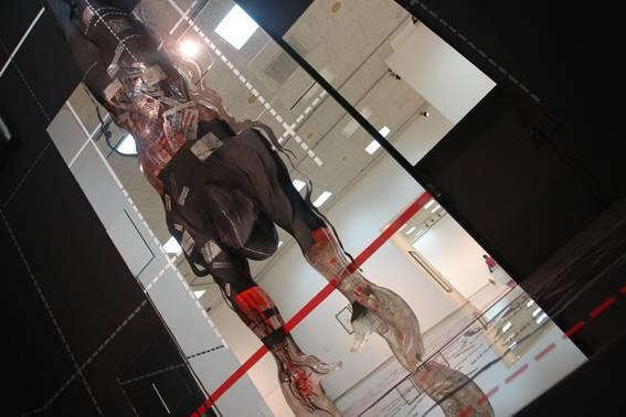 Coordenadas para un reencuentro - dimension aprox. 400/300 cm - Claudio Espejo