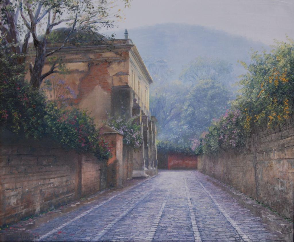 Calle De San Antonio Antigua Guatemala Jorge Armando
