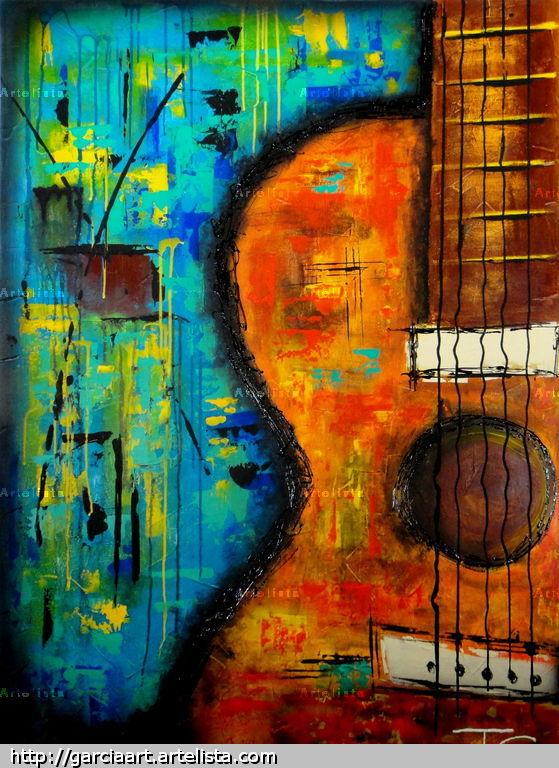 De La Serie Guitarra Fernando Garcia