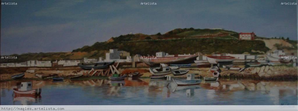 Artesanato Zen ~ Muelle de gallinera San Fernando Cadiz M Angeles Morales Lema Artelista com