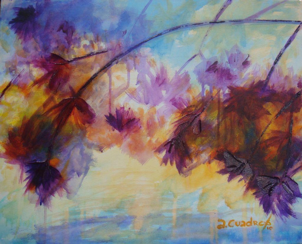 Dibujos abstractos de naturaleza related keywords for Imagenes de cuadros abstractos famosos
