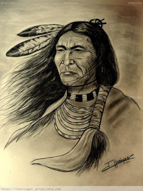 Indio americano Inma Horinger  Artelistacom