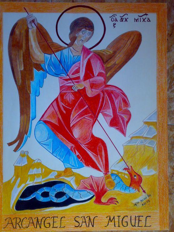 Arcangel San Miguel Francisco Menor Rus