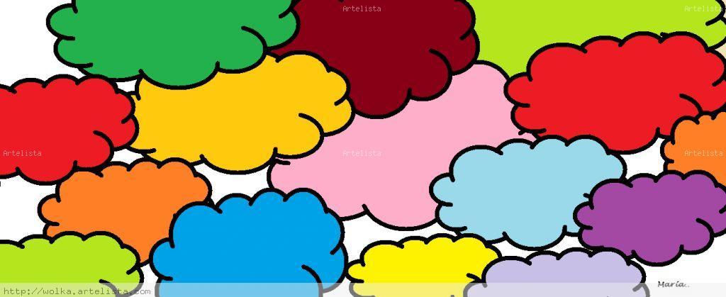 Nubes De Colores.. María Gutiérrez Camacho
