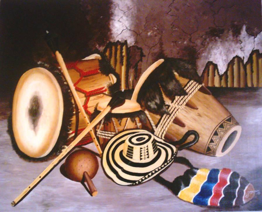 folklor de colombia: