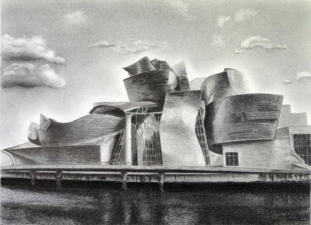 Guggenheim Museo.Museo Guggenheim En Bilbao Guggenheim Museum In Bilbao Jose
