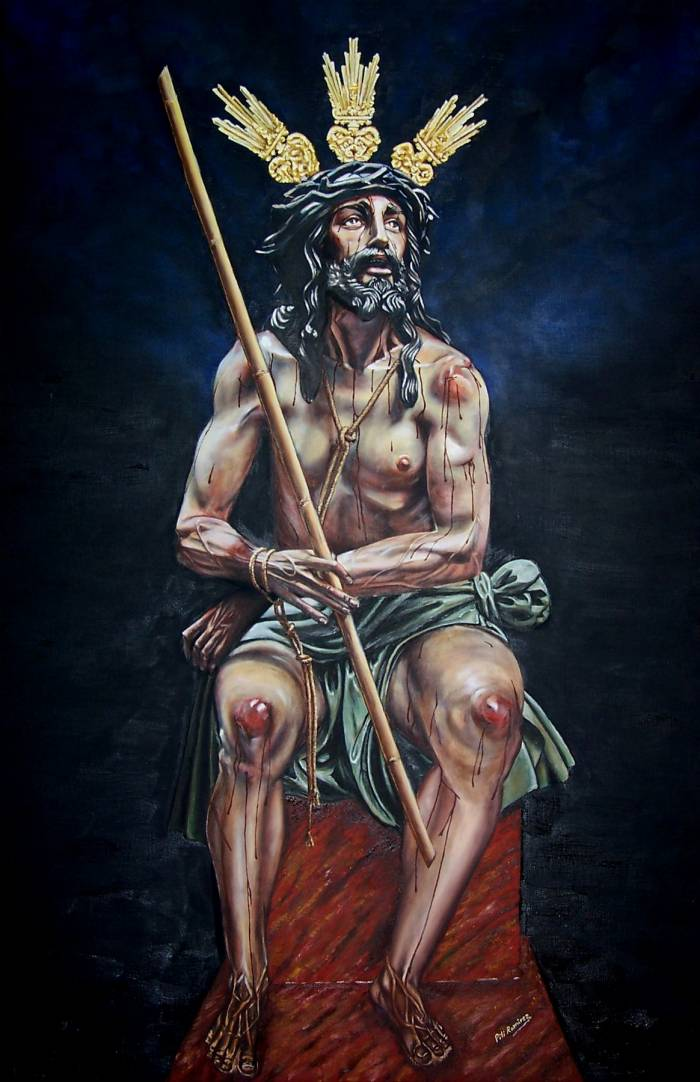 Ntro Padre Jesús Humilde en Su Coronación de Espinas