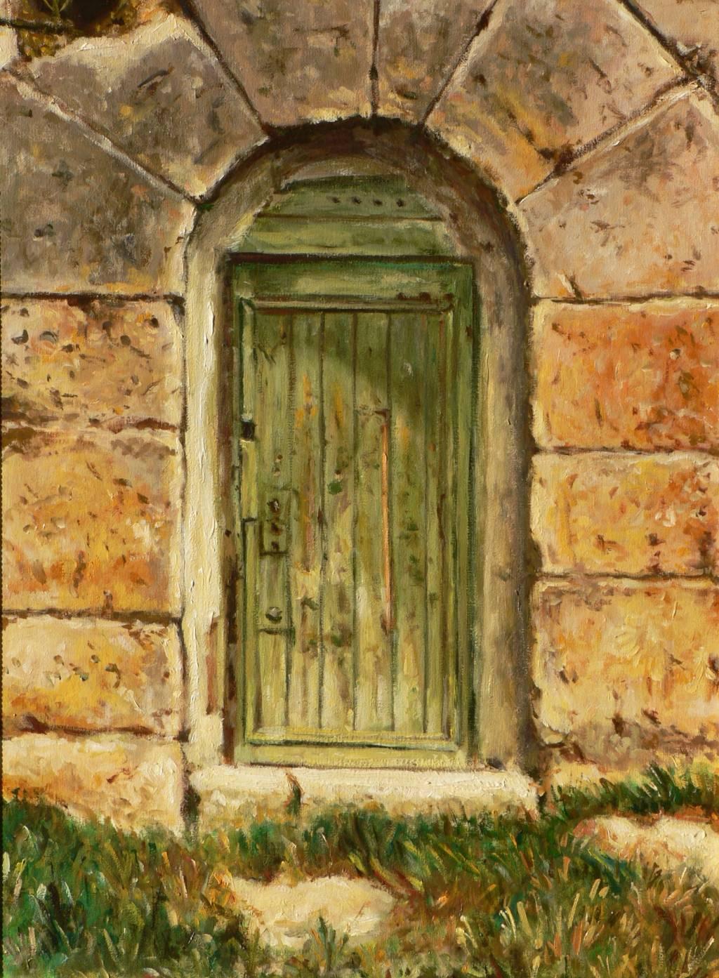 Puerta vieja carlos javier mar n fuentes for Puerta 4 del jockey
