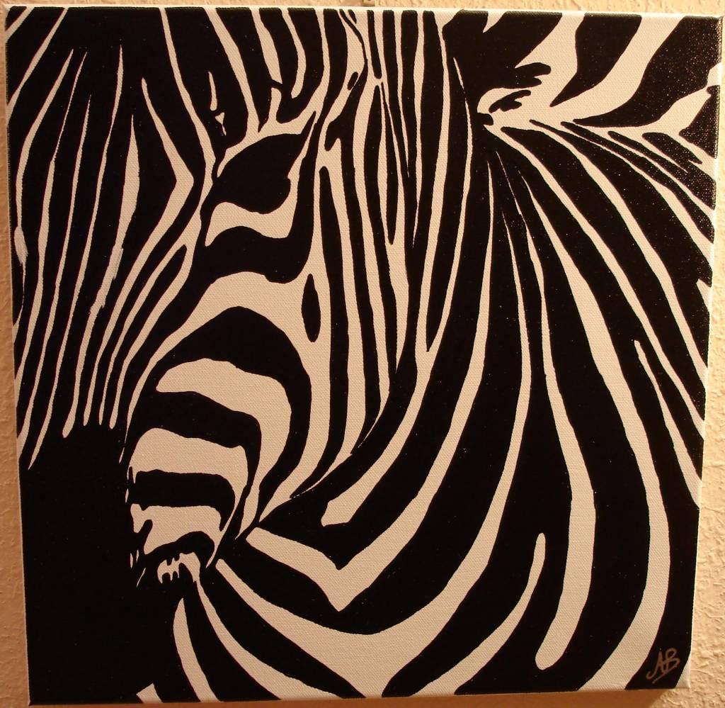 Cebra angel luis s nchez blanco - Cuadros de cebras ...