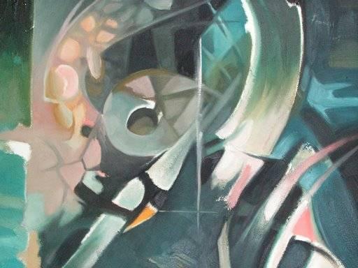 Abstracto - Rafael  de Dominicana