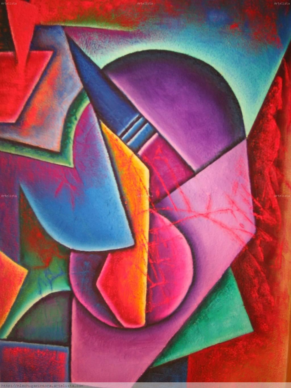 Abstraccion geometrica i miriam del carmen lechuga chavez for Cuadros con formas geometricas