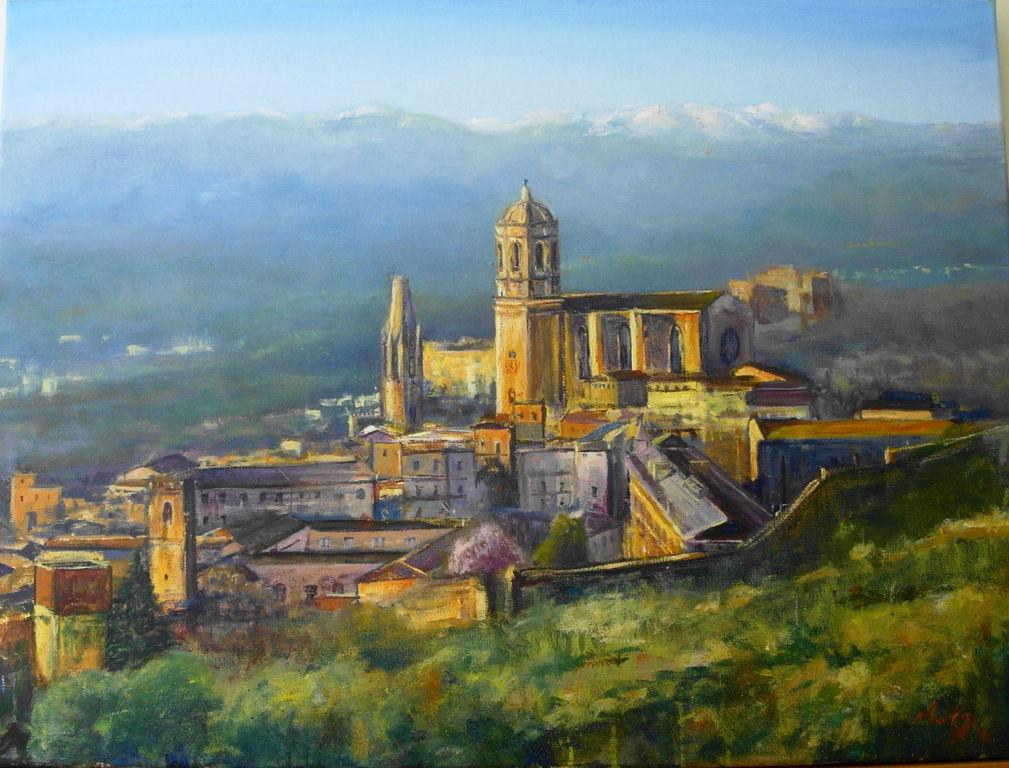 Girona narcis fores roura - Pintores en girona ...