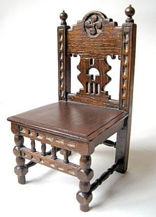 Silla 4 angel argote for Muebles sillas madera