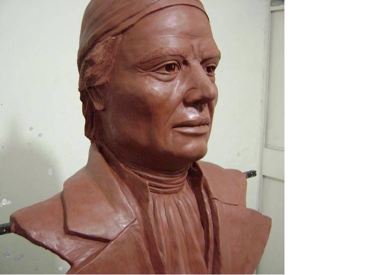 jose maria morelos y pavon Bronce Figurativa - 4509357211641598