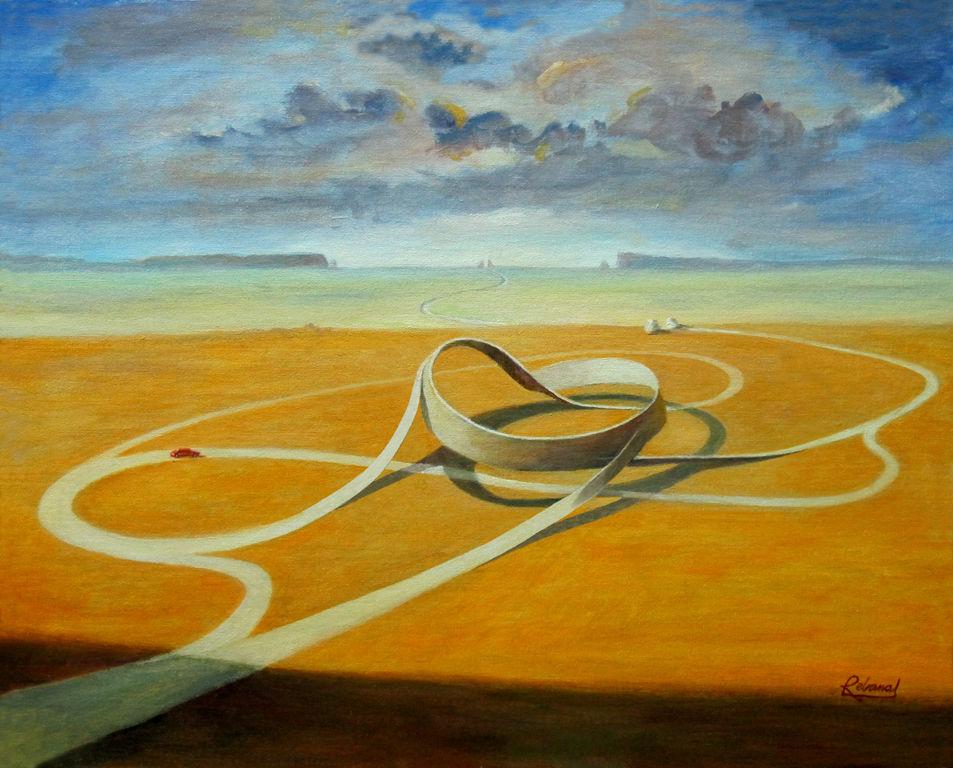Resultado de imagen para pinturas de  moebius
