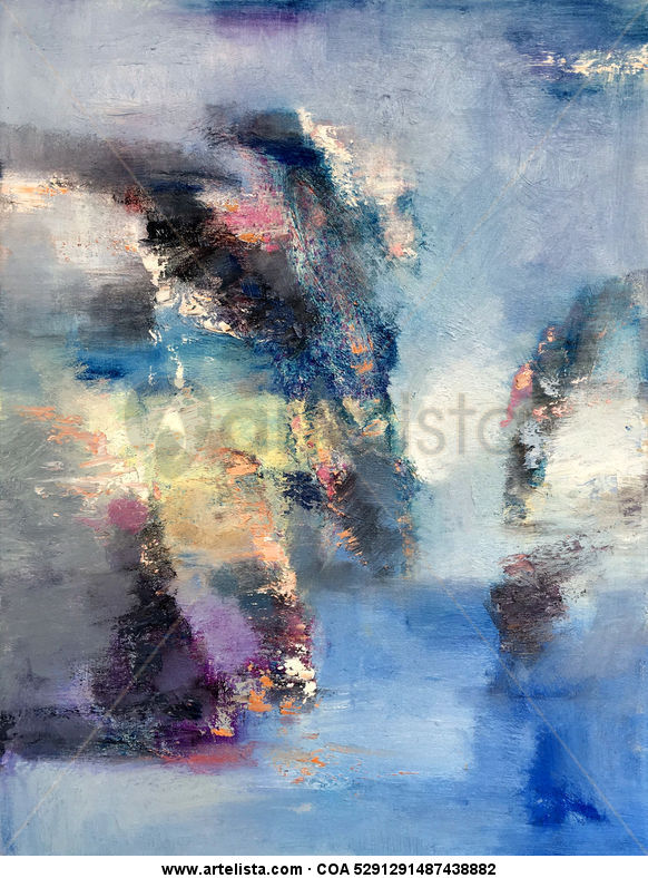landscape abstract 305