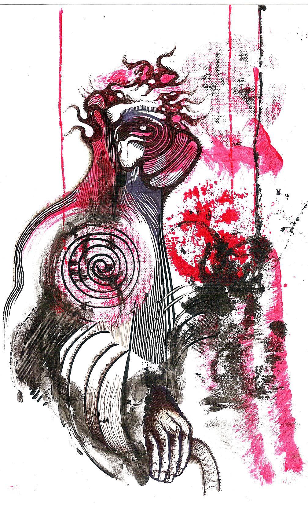 ilustracion dibujo:
