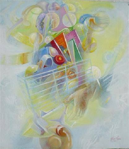 La compra del conocimiento divino - Angel Abreu