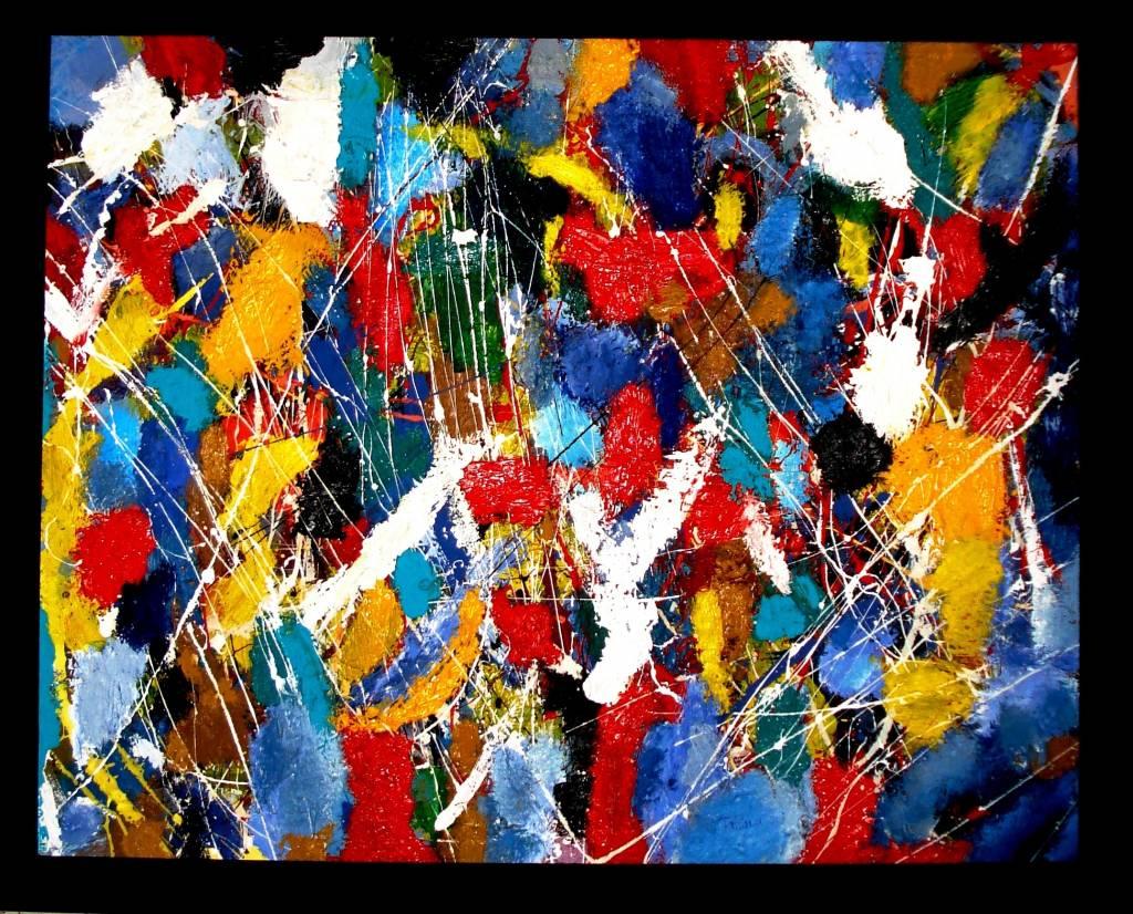 Pintores famosos abstractos imagui for Imagenes de cuadros abstractos famosos