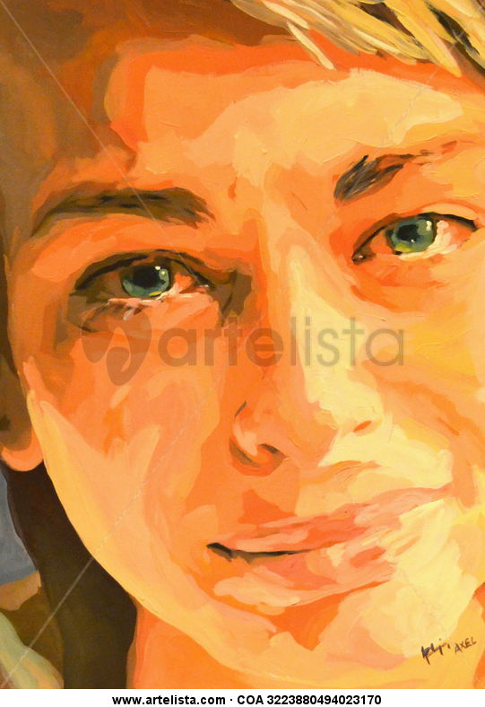 Ojos Llorosos Axel Rodriguez Martinez Artelistacom