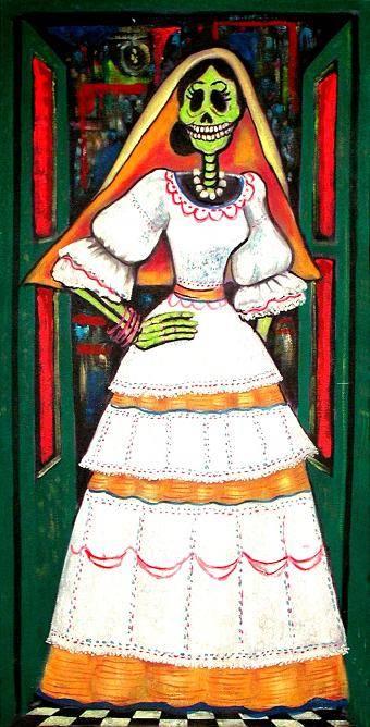 Catrina De Aguascalientes Jesus Buenrostro Galicia Artelistacom