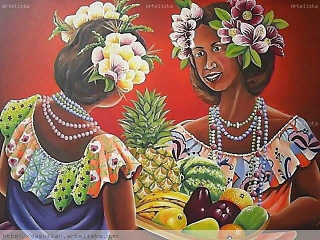 Cuadros De Flores Y Frutas