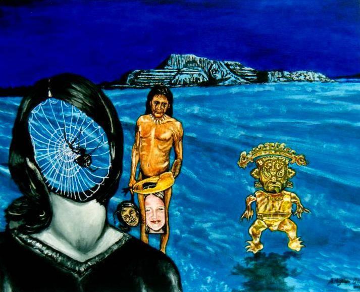 Pinturas de Antonio Francesco Migliori