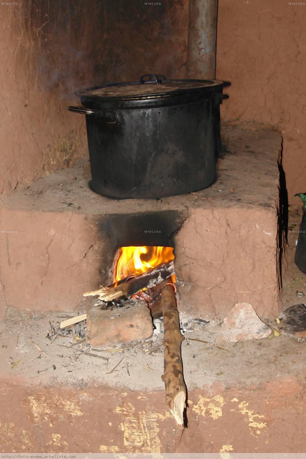 Cocina a le a ivan florez ojeda for Cocinas de lena precios