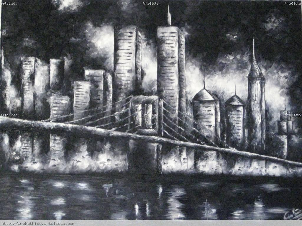 Manhattan -Nueva York- kathi Rísquez - Artelista.com