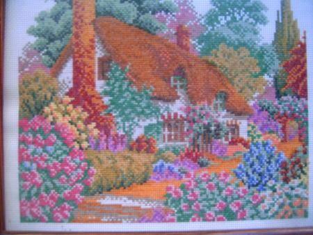 Flores II Bordados Textil