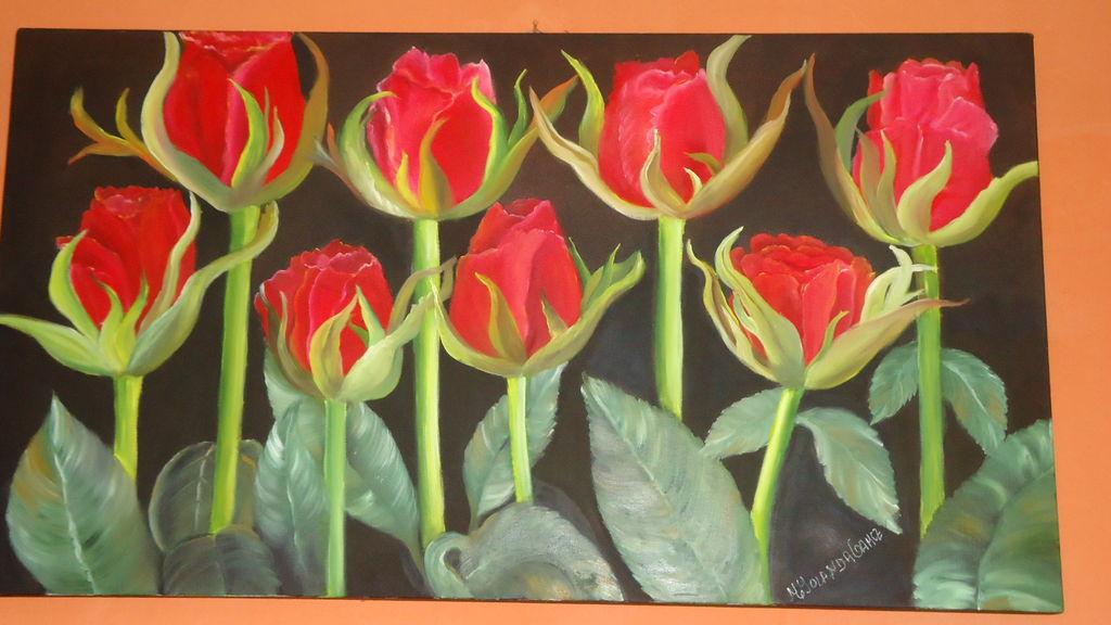 Rosas Rojas Maria Yolanda Gamez Artelistacom
