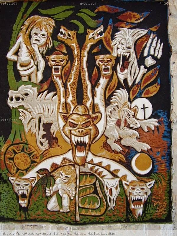 mitologia paraguaya!! - Griscelda Morel Velázquez