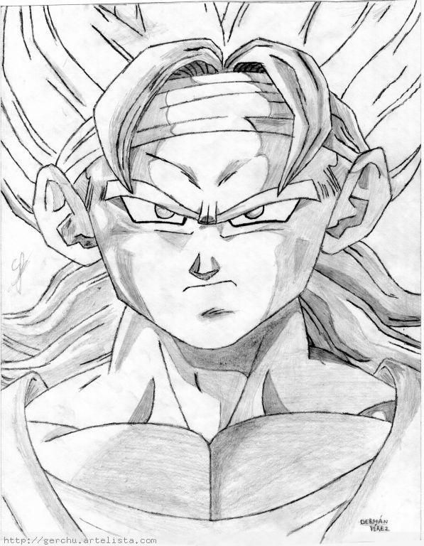 Goku Ssj German Perez Artelistacom