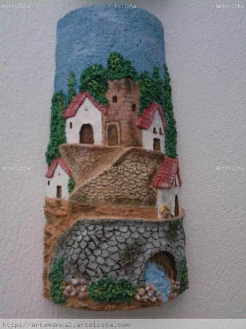 Teja pueblo inma garrido ramos - Pintura para tejas ...