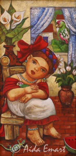 Instinto maternal temprano aida emart - Pintura instinto ...