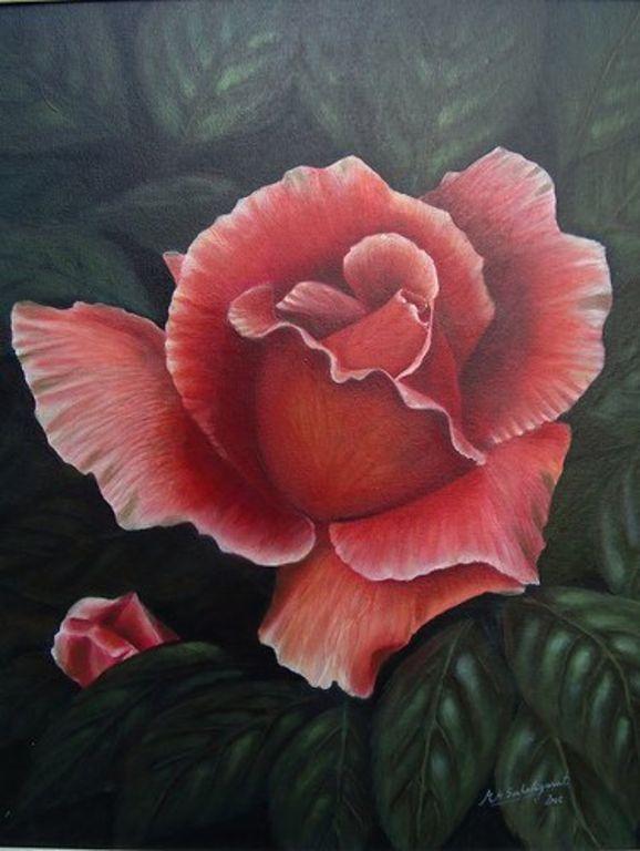 Mi Rosa Roja Maria Magdalena Sorhobigarat Artelistacom