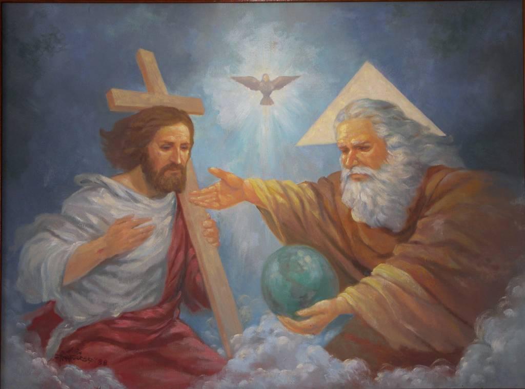 JEHOVÁ LUIS RODOLFO PEÑAHERRERA BERMEO - Artelista.com - en: www.artelista.com/en/artwork/2800821258854879-jehov.html