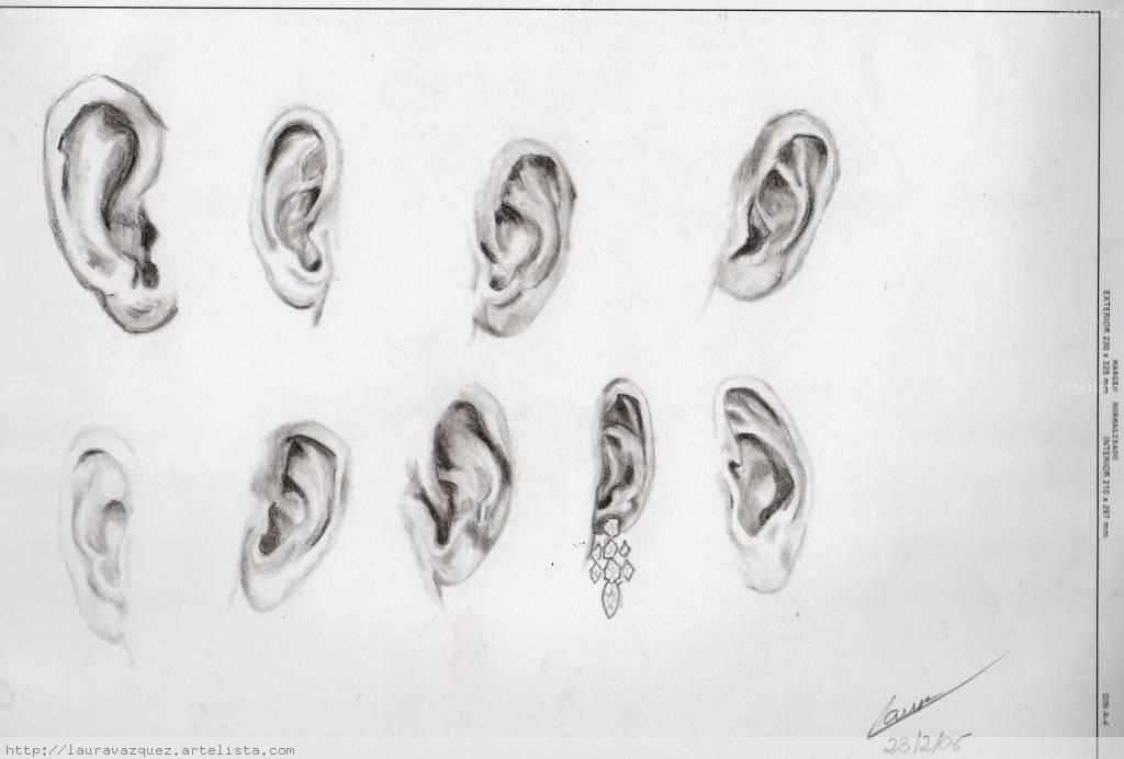 aprende el arte del dibujo: aprende a dibujar rostros humanos a lapiz