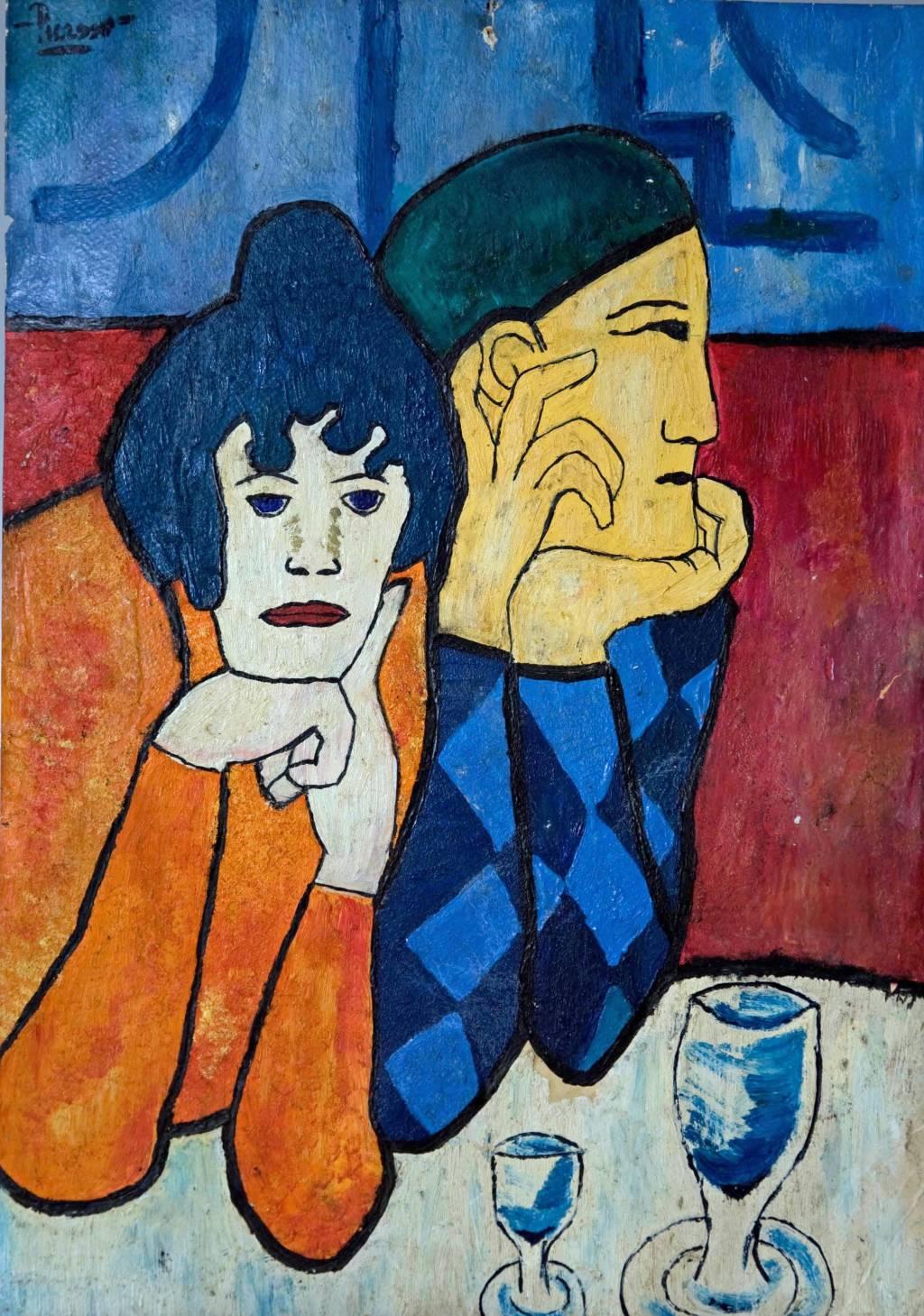 Copy Of Las Obras De Pablo Picasso - Lessons - Tes Teach