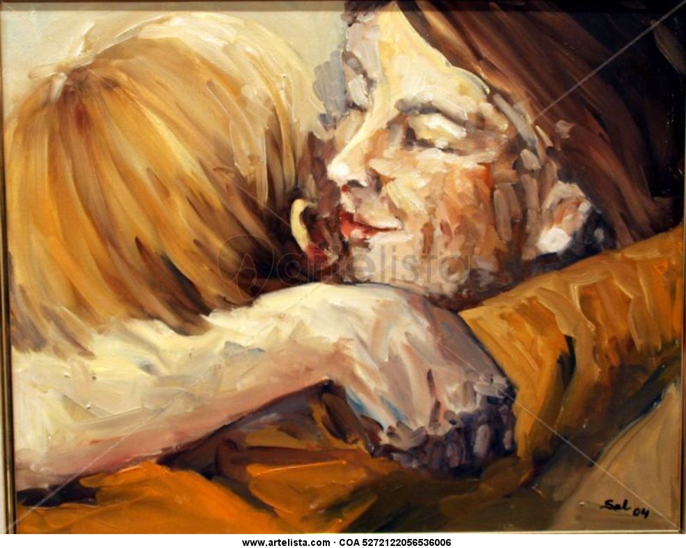 Image result for imagenes de pinturas en oleo de abrazos