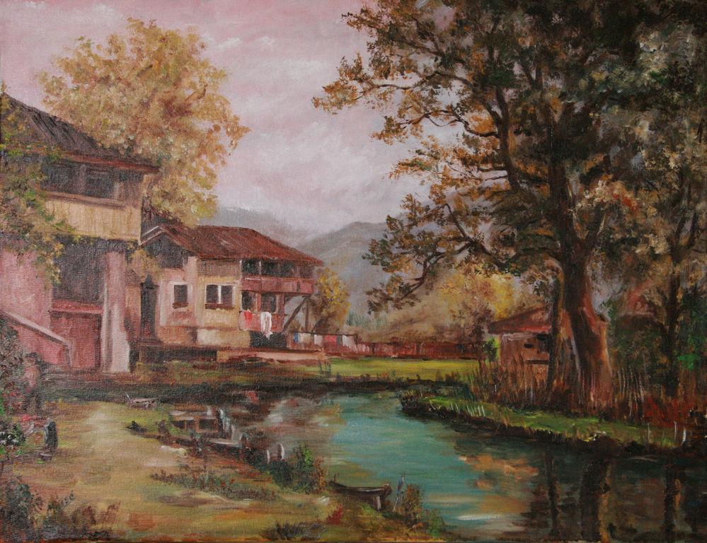 Casa de campo manuel masso ricoy - Paisajes de casas ...