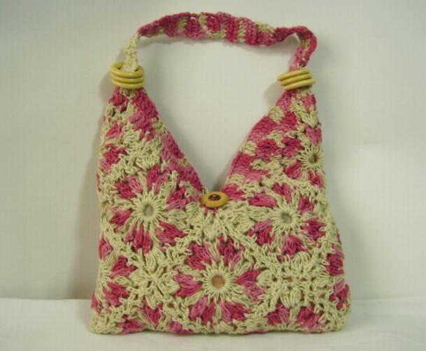 Tejido a crochet carteras - Imagui