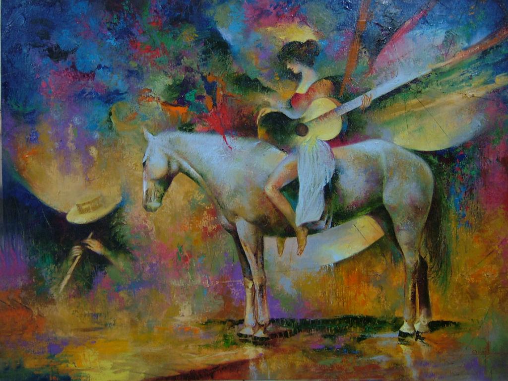 Sinfonia del Cielo OSIRIS GÓMEZ - Artelista.com