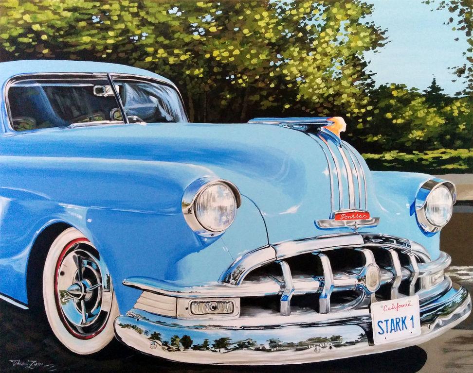 1950 S Pontiac Chieftain Tatiana Zappa Artelista Com