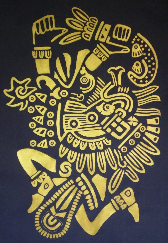 Quetzalcoatl, Der Gefi...