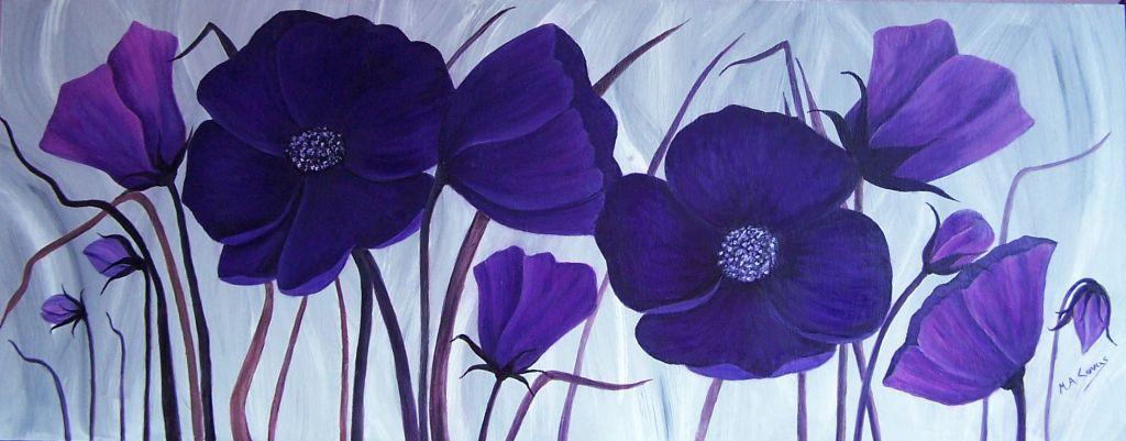 Flores Para Fernanda M A Covas Artelista Com