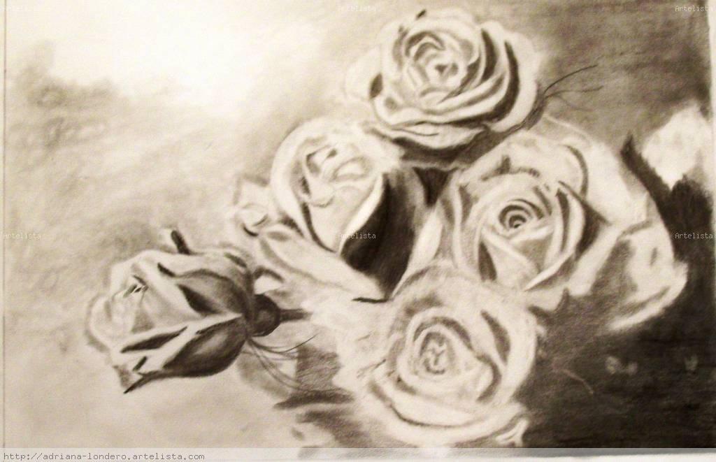 Ramo De Rosas Adriana Lóndero Artelistacom