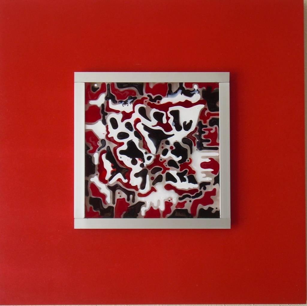 Cuadros en rojo blanco y negro imagui - Cuadro blanco y negro ...