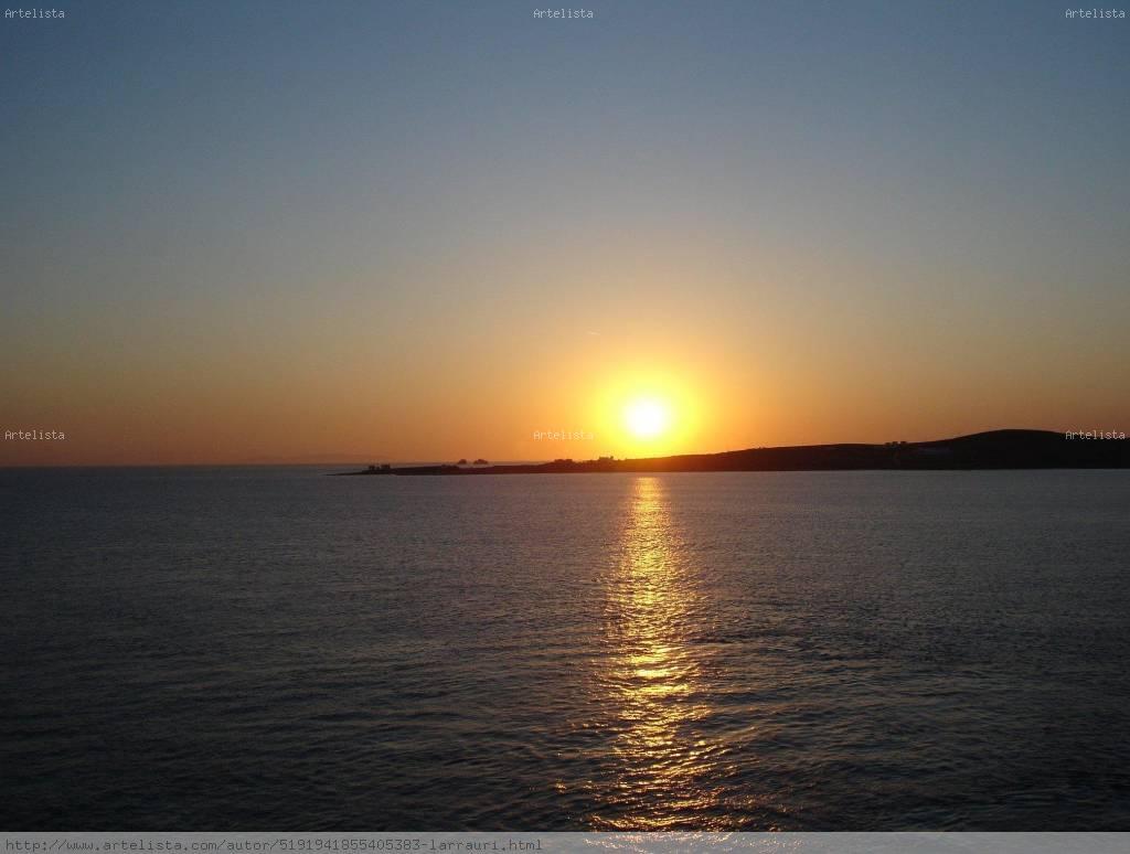 Puesta del sol margarita larrauri for Centro turistico puesta del sol