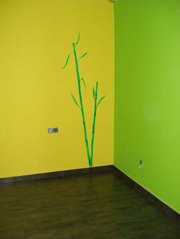 Pintura decorativa en pared m jos rodriguez pavon - Pintura decorativa paredes ...